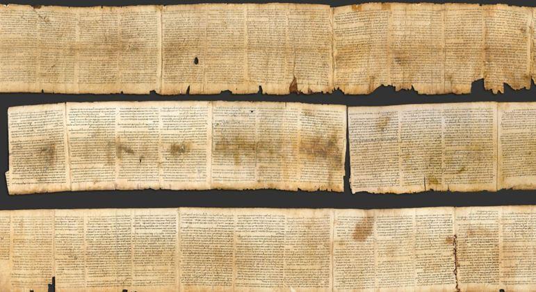 O Grande Pergaminho de Isaías é o mais bem-preservado entre os Manuscritos do Mar Morto