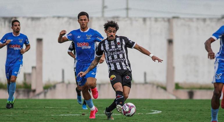 Perilima x Botafogo