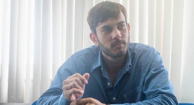 Perito Victor Portela, que fez análise das roupas e objetos que lampião estava usando na hora de sua morte