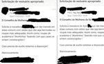 No entanto, a funkeira foi pega no pulo pelos internautas. Eles notaram que o documento original, na verdade, pertencia a uma mulher que morava em Brasília e relatou o caso para uma publicação local