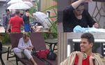 A vida dos casais no confinamento do Power Couple Brasil 5 traz situações inimagináveis em que os participantes precisam se desdobrar para enfrentar! São tantos perrengues ao longo da temporada que é até difícil selecionar apenas alguns; confira!