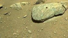 Nasa confirma que robô coletou amostra de rocha em Marte
