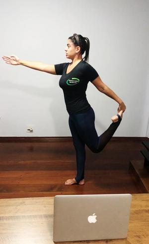 Personal Trainer Rosiany Campos