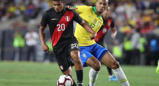 O Peru foi melhor do que o Brasil. Jogou futebol mais intenso, objetivo