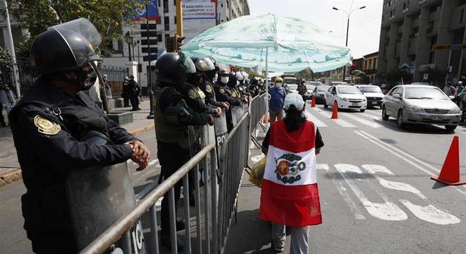 Peru teve forte reação popular após impeachment de Martin Vizcarra