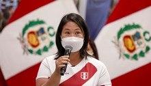 Keiko Fujimori será investigada em caso de tentativa de suborno