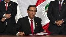 Ex-presidente do Peru toma vacina contra covid escondido e é cassado