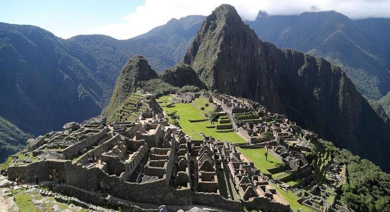 A cidadela de Machu Picchu seria mais antiga do que se supunha até hoje