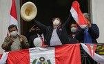 Após uma longa apuração dos votos, o candidatoPedro Castillo venceu nas urnas Keiko Fujimori será presidente do Peru. A derrotada alega que houve fraude, mas não apresentou provas