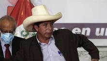Apuração termina e aponta vitória de Castillo em eleições no Peru