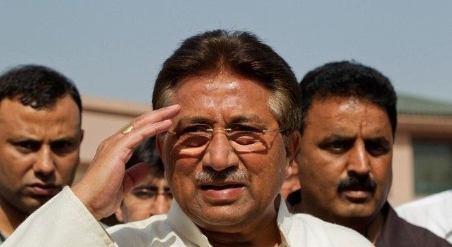 Ditador Pervez Musharraf governou o Paquistão por 9 anos