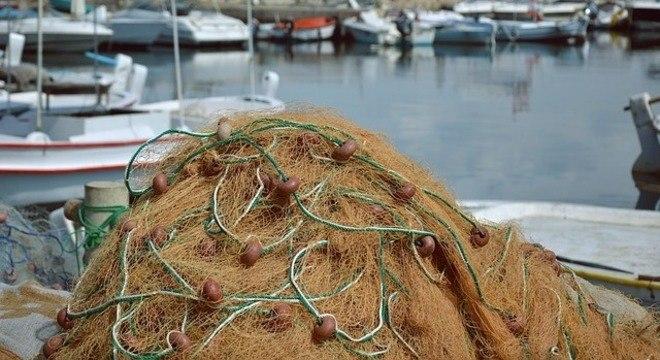 Redes de pesca abandonadas no oceano ameaçam várias espécies da vida marinha