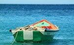 Ele estava trabalhando na costa do Marrocos quando uma garrafa que ele jogou viajou mais de 3000 km em apenas 22 dias, chegando no mar de Cabo Verde, na ÁfricaVEJA TAMBÉM:Cartão postal chega ao destinatário com atraso de um século