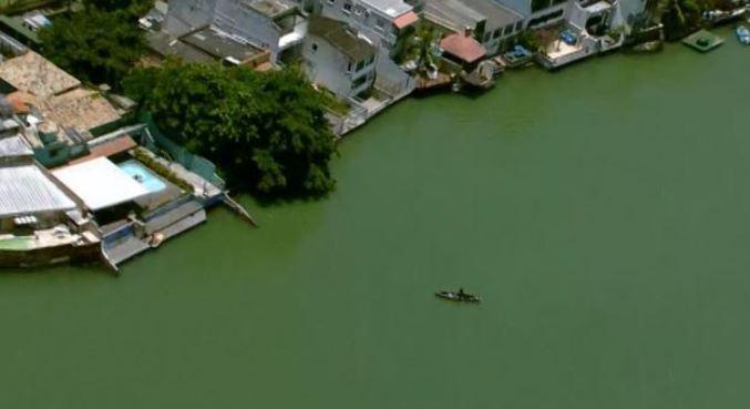 Homens desapareceram após saírem para pescar
