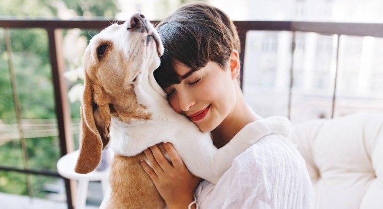Animais ajudam humanos até a conhecer novas pessoas
