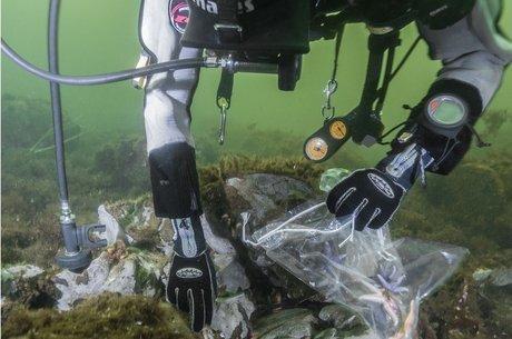 Pesquisadores do projeto UDEMM do Centro Helmholtz para Pesquisa Oceânica analisam impactos de substâncias tóxicas liberadas por munições da Segunda Guerra no Báltico