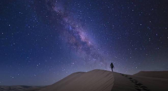 É possível que estejamos observando o universo com uma perspectiva limitada demais