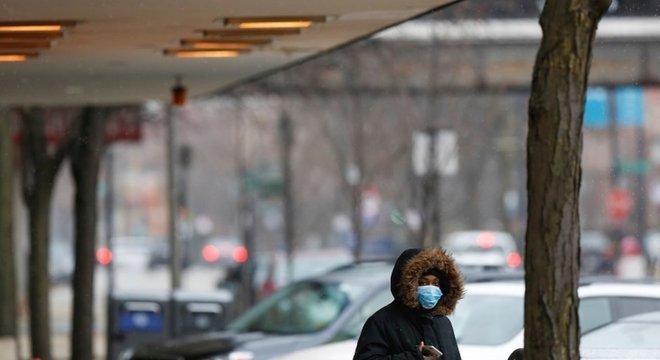 Zingales tem respeitado quarentena, embora Chicago, onde vive, não seja um epicentro da doença nos EUA