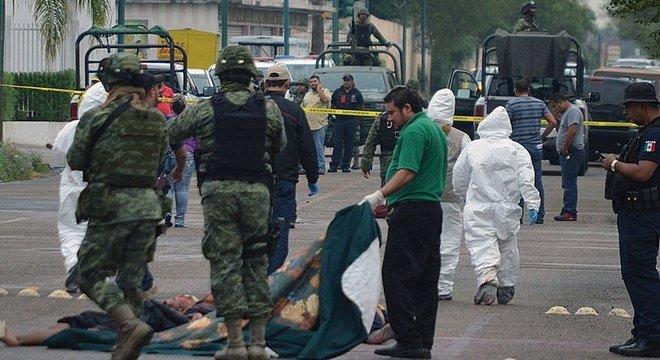 Desde 2000, mais de 2,5 milhões de latino-americanos foram violentamente assassinados