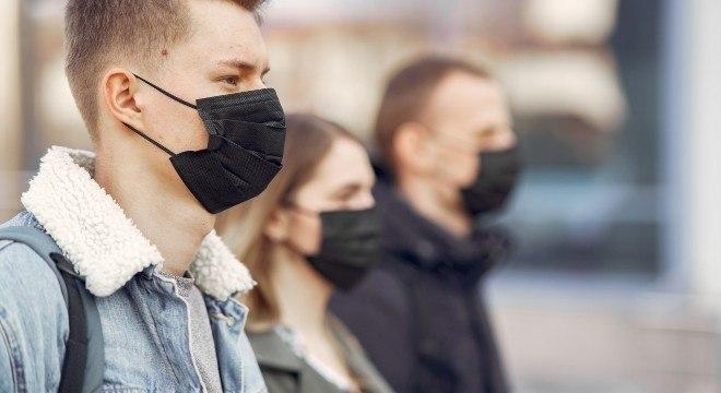 Identificação de pessoas é modificada com o uso de máscara