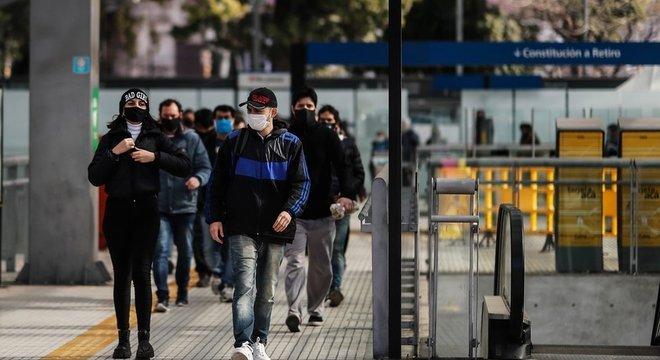 Argentina tem um dos menores índices de mortalidade por covid-19 do continente