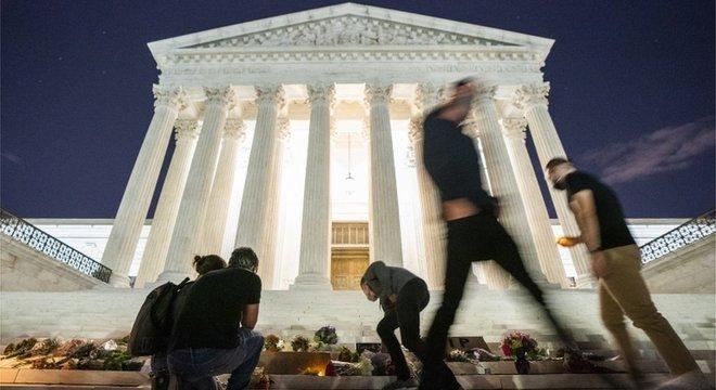A morte de Ginsburg pode alterar o equilíbrio da Suprema Corte por anos