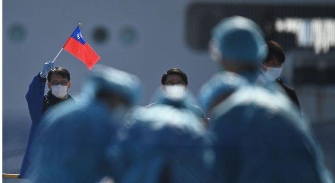Taiwan conseguiu conter as infecções pelo Sars-Cov-2