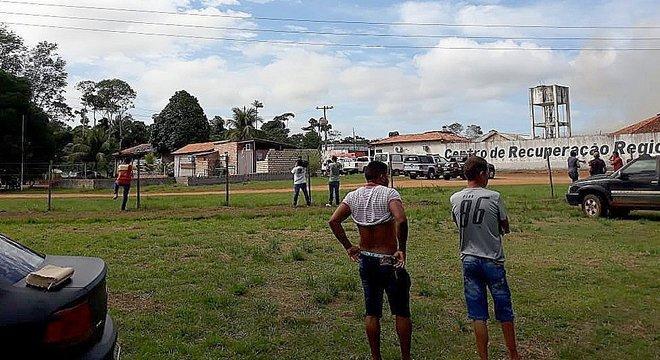 Mais de 50 pessoas foram mortas em guerra de facções dentro de presídio no Pará