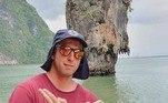 OAdam Sandler turista