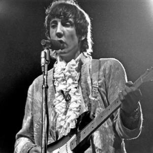 Pete Townsend da banda The Who