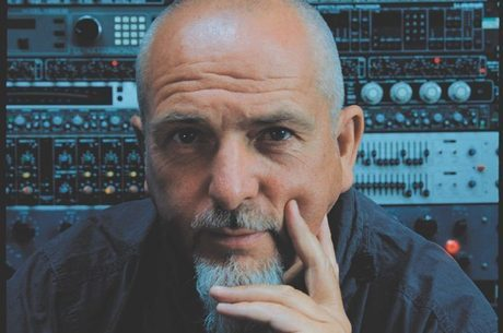 Peter Gabriel está na campanha pelo blecaute