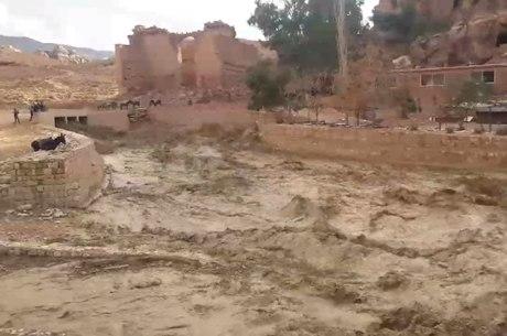 Não há relatos de vítimas das inundações