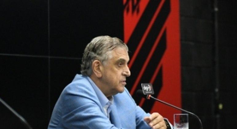 Petraglia - Athletico-PR
