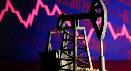 Preços do petróleo subiram 5% na semana passada