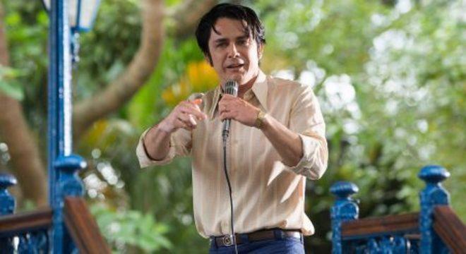 Petrônio Gontijo interpreta Edir Macedo no filme