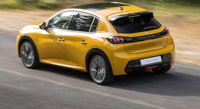 Peugeot 208 recebe premiação na Europa e está confirmado para estrear aqui ainda este ano
