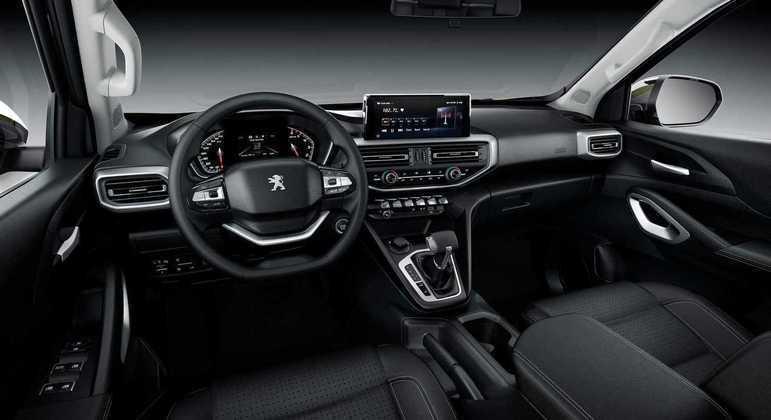 Carro tem painel de instrumentos digital de 4,2 polegadas