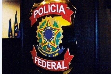A Polícia Federal cumpriu mandados em Goiás