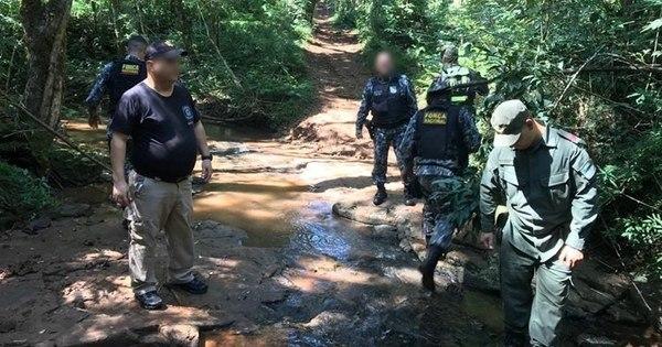 PF fecha passagens clandestinas na fronteira do Brasil com Argentina