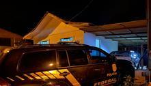 Operação mira grupo que lava dinheiro do tráfico e da prostituição