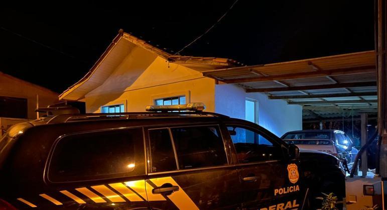 Após 10 anos foragido, assassino de agente federal é preso pela PF no Paraná