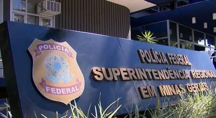 Suspeito foi preso pela Polícia Federal em MG