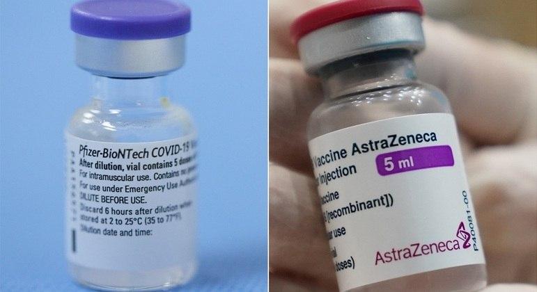 Preferência é que gestantes recebam Pfizer, mas CoronaVac também poderá ser usada
