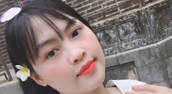 Pham Thi Tra My enviou uma mensagem a seus parentes dizendo que estava morrendo