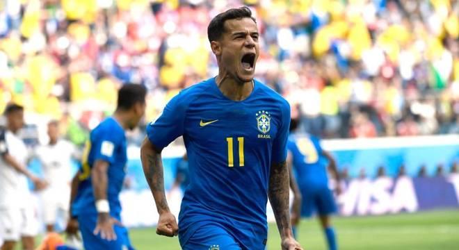 Phillipe Coutinho. O coadjuvante que rouba o brilho de Neymar