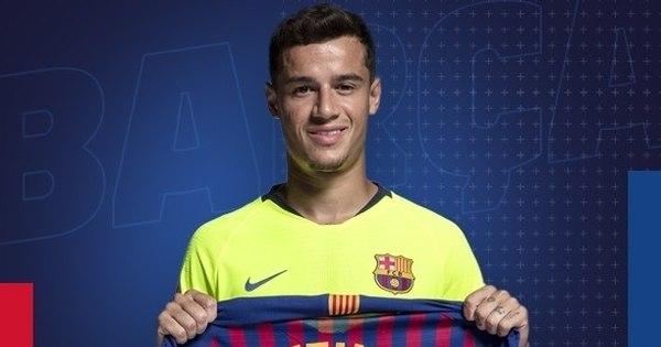 Coutinho troca número de camisa e vai jogar com a 7 do Barcelona - Esportes  - R7 Futebol 3358ea68264b4