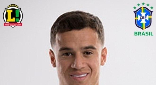 Philippe Coutinho - 5,0 - Depois de um começo muito apagado, melhorou na segunda etapa e teve boas finalizações defendidas por Gallese. Mas foi mal na criação de jogadas.