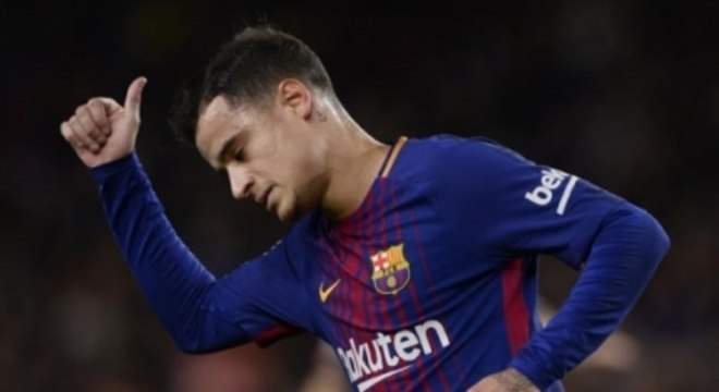 Philippe Coutinho - Barcelona x Alavés