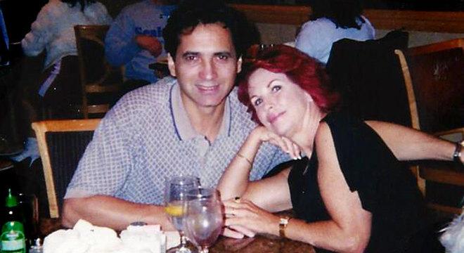 Philippe e Diane ficaram juntos por quatro anos e meio