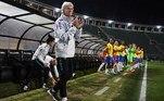 'Bons times sempre têm sorte', diz Pia depois da goleada do Brasil